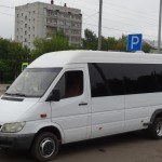 Mercedes-Benz Sprinter 18 мест
